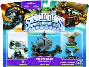 Skylanders Pirate Seas