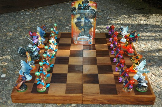 Skylanders Schach