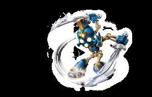 """Twin Blade"" Chop Chop Figur"