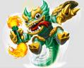 Jade Fire Kraken Artwork