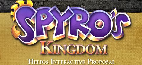spyros kingdom logo