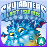 skylanders lost islands logo
