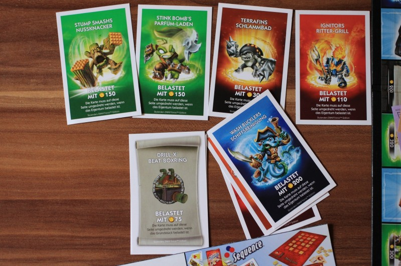 monopolykarten