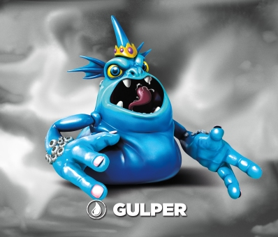 Skylanders Trap Team_Villain_Gulper Character Render