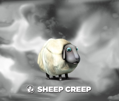 Skylanders Trap Team_Villain_Sheep Creep Character Render