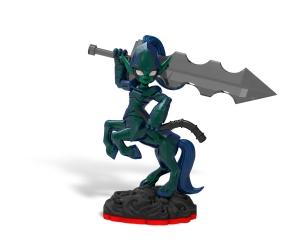 Knight Mare Figur