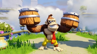 Turbo Charge Donkey Kong Gameplay