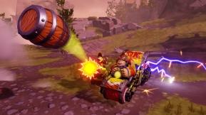 Barrel Blaster Supercharged